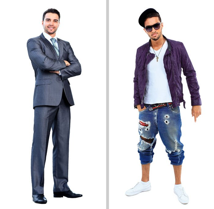 Does dressing for success still apply in today's world?