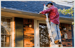 Clean Roof Gutters