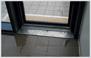 Door Leaks