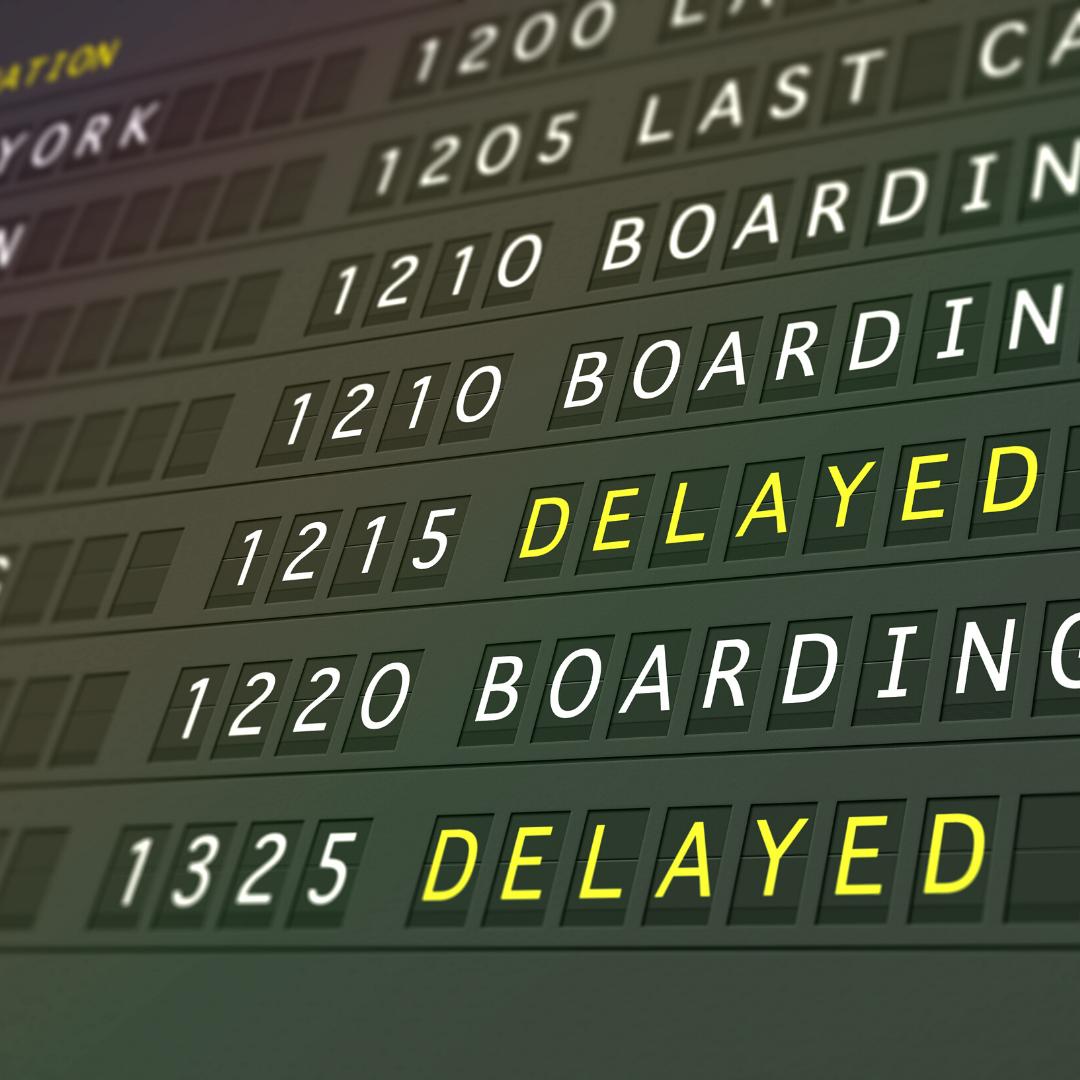 delayed flight insurance