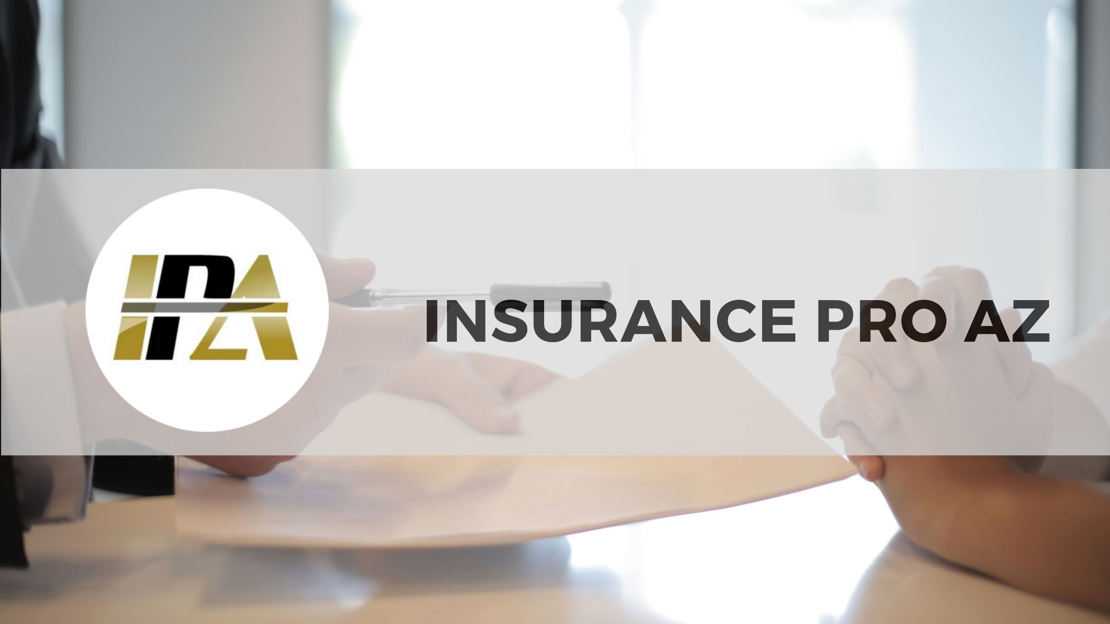 Business Insurance in Arizona