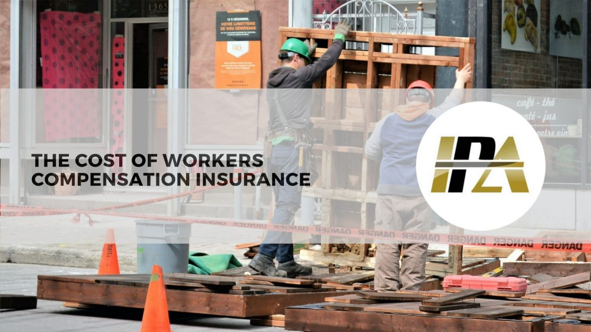 Cost of Workers compensation insurance